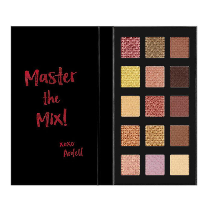 Ardell Beauty  PRO EYESHADOW PALETTE - METALLIC AND MATTE - Professional Salon Brands