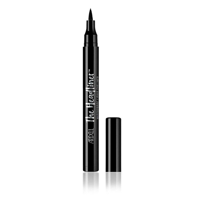 Ardell Beauty THE HEADLINER WATERPROOF LIQUID EYELINER - LUXE BLACK - Professional Salon Brands