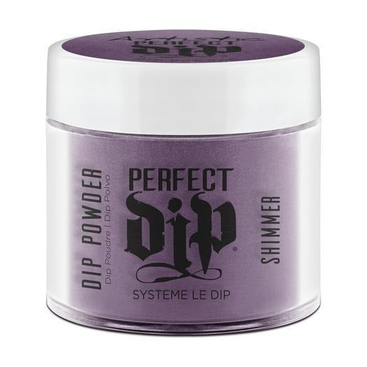 Artistic STAY IN YOUR LANE - Rich Purple Shimmer DIP - Professional Salon Brands