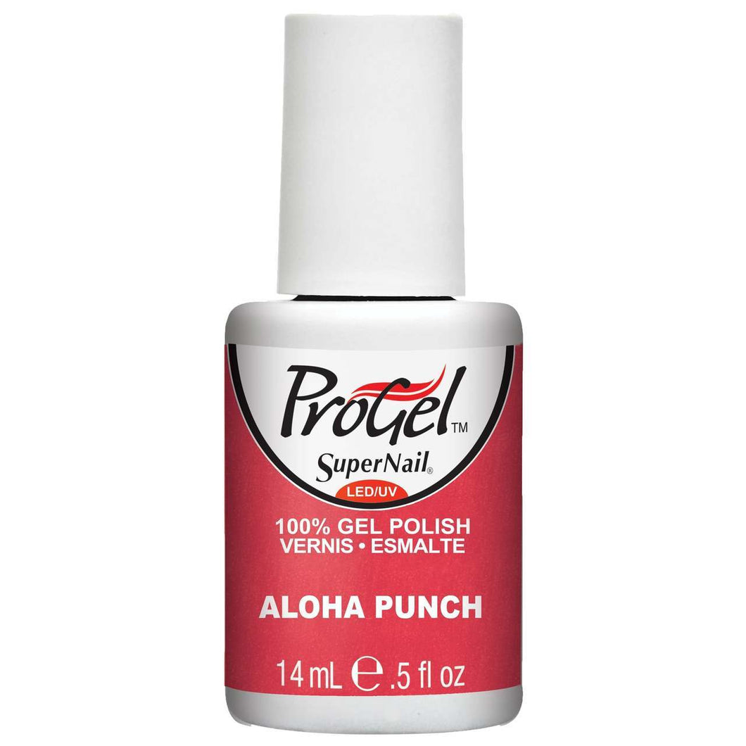 Supernail ProGel Polish - Aloha Punch - Professional Salon Brands