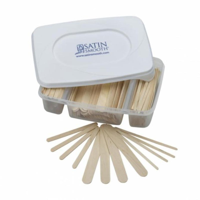 Satin Smooth Applicator Tray 350pcs - Professional Salon Brands