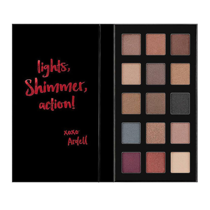 Ardell Beauty Pro Eyeshadow Palette - Shimmer - Professional Salon Brands