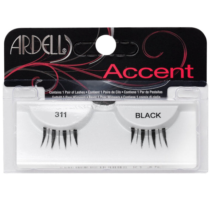 Ardell Lashes 311 Accents - Professional Salon Brands