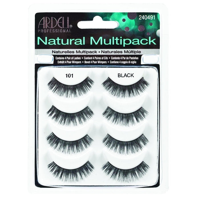 Ardell Demi Multipack x 4 101 Black - Professional Salon Brands