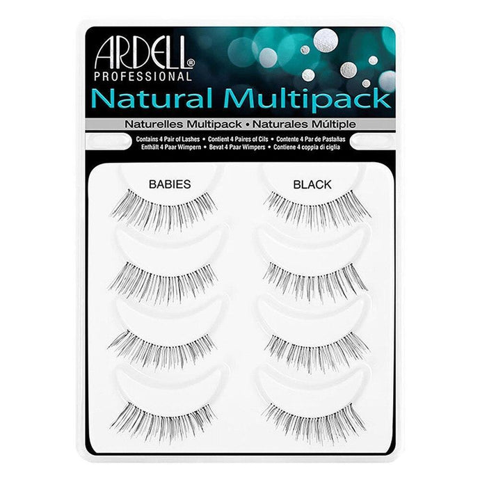 Ardell Babies Multipack x 4 Black - Professional Salon Brands