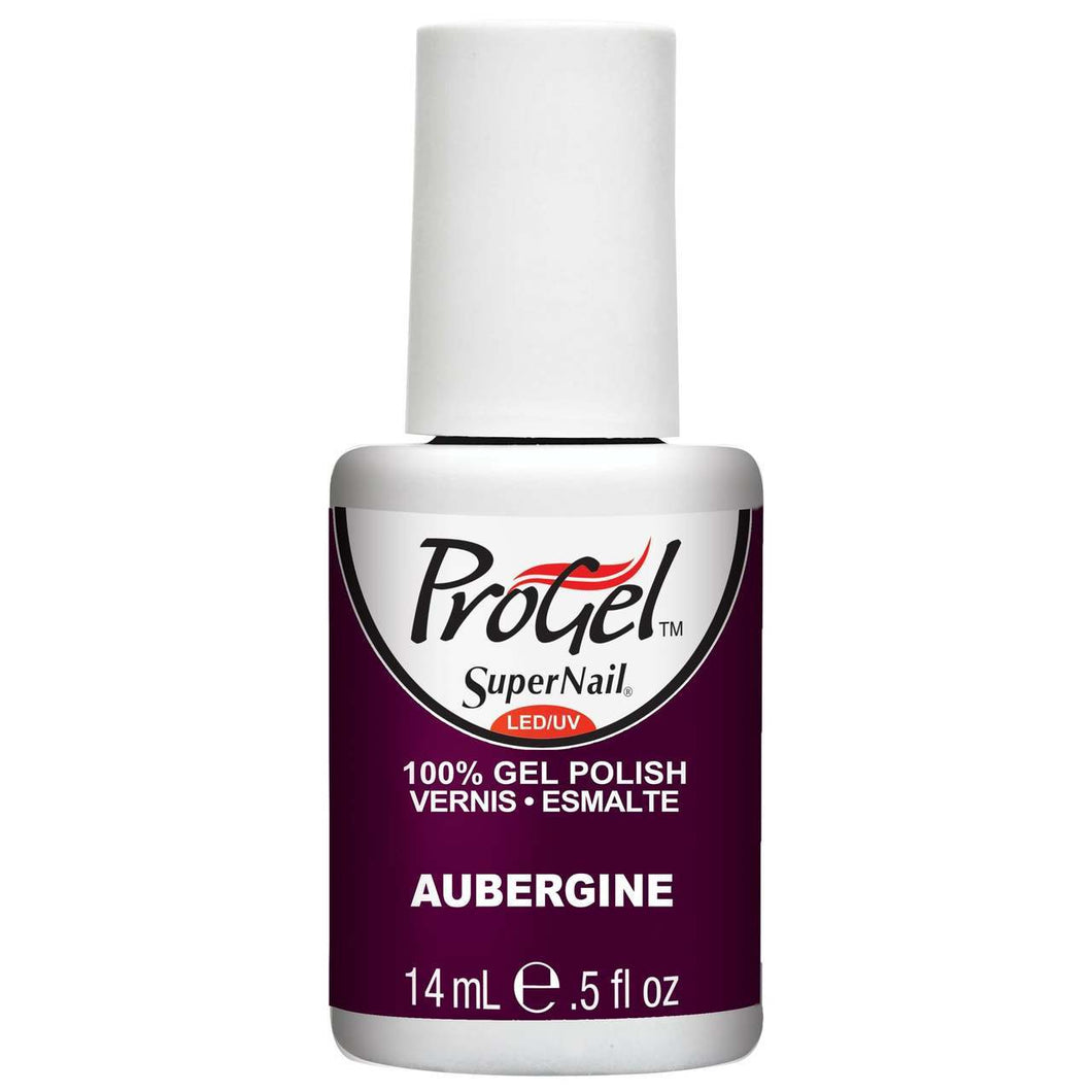 Supernail ProGel Polish - Aubergine - Professional Salon Brands