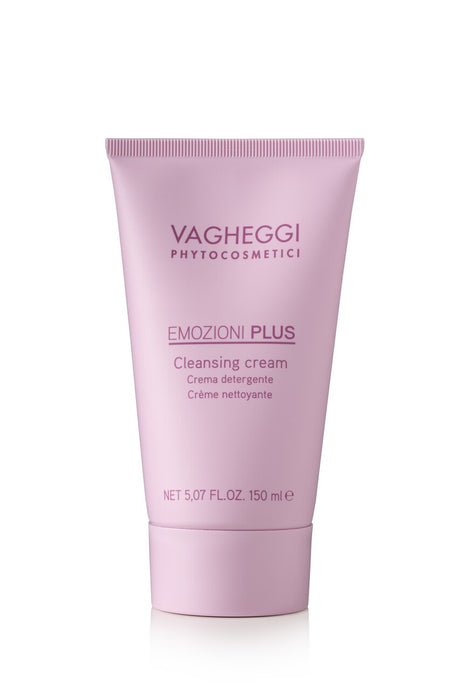 Vagheggi Emozioni Plus Cleansing cream 150ml - Professional Salon Brands