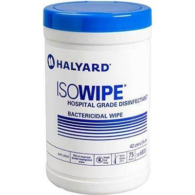 IsoWipes 75pk - Professional Salon Brands