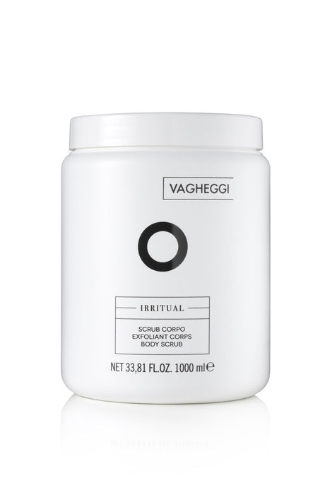 Vagheggi Irritual Body Scrub 1000ml - Professional Salon Brands