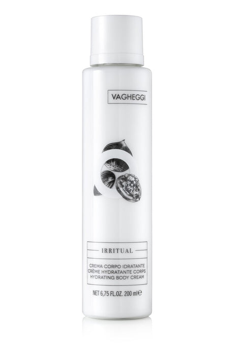 Vagheggi Irritual Hydrating Body Cream 200ml - Professional Salon Brands