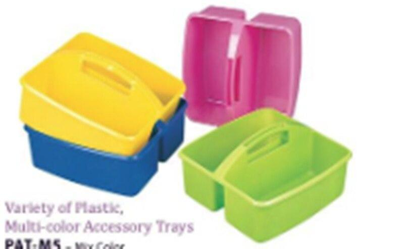 PLASTIC ACCESSORIES TRAY MIXED - Professional Salon Brands