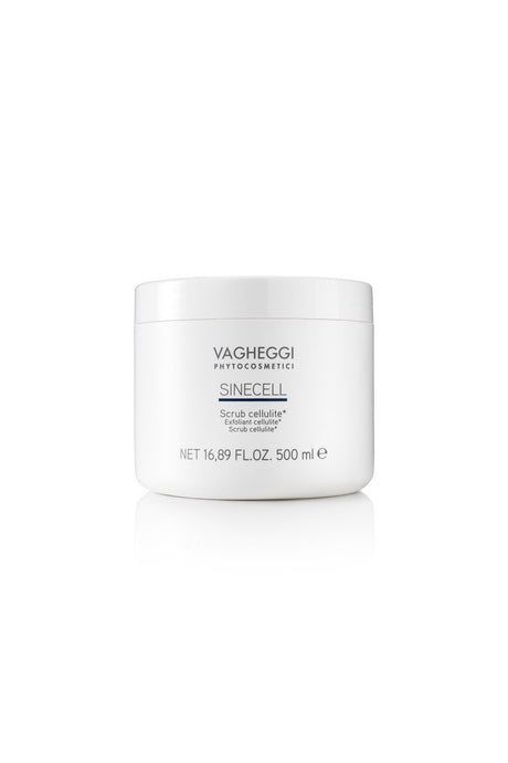 Vagheggi Sinecell Scrub Cellulite 500ml - Professional Salon Brands