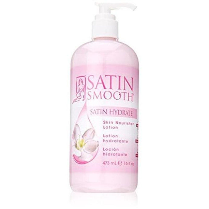 Satin Smooth Satin Hydrate Skin Nourisher Lotion 473ml - Professional Salon Brands