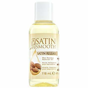 Satin Smooth Satin Release Wax Residue Remover Oil 118 ml - Professional Salon Brands