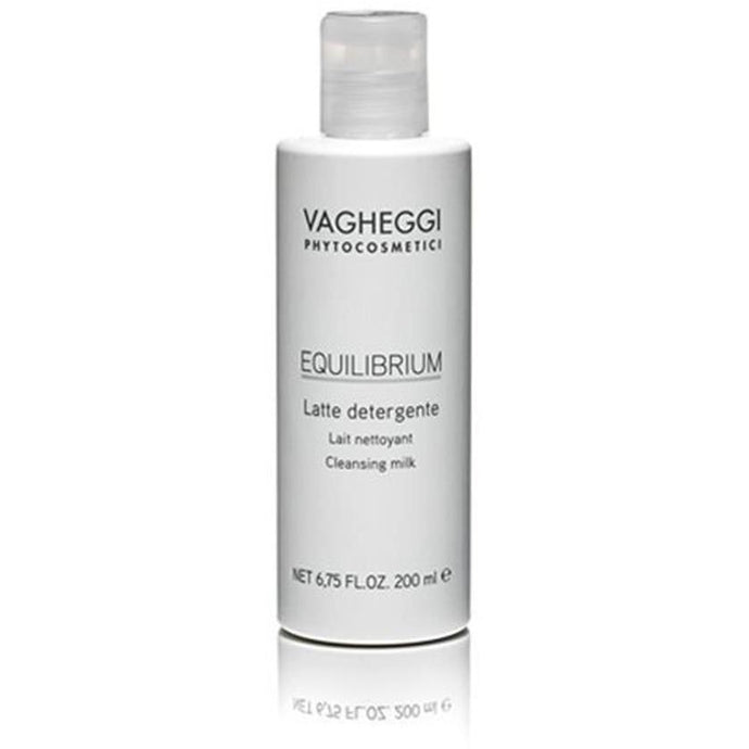 Vagheggi Equilibrium Cleansing Milk 200ml - Professional Salon Brands