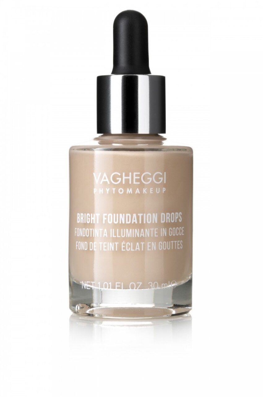Vagheggi Illuminating Foundation Drops N.30 - Professional Salon Brands