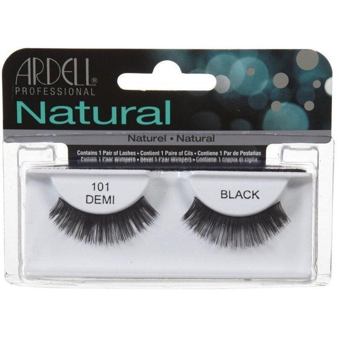Ardell Lashes 101 Demi Black - Professional Salon Brands