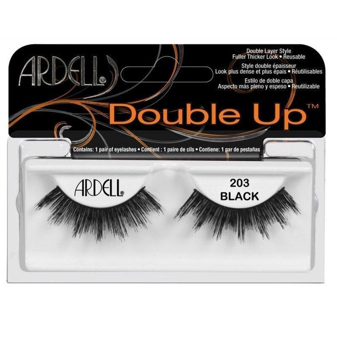 Ardell Lashes 203 Double Up Lashes - Professional Salon Brands