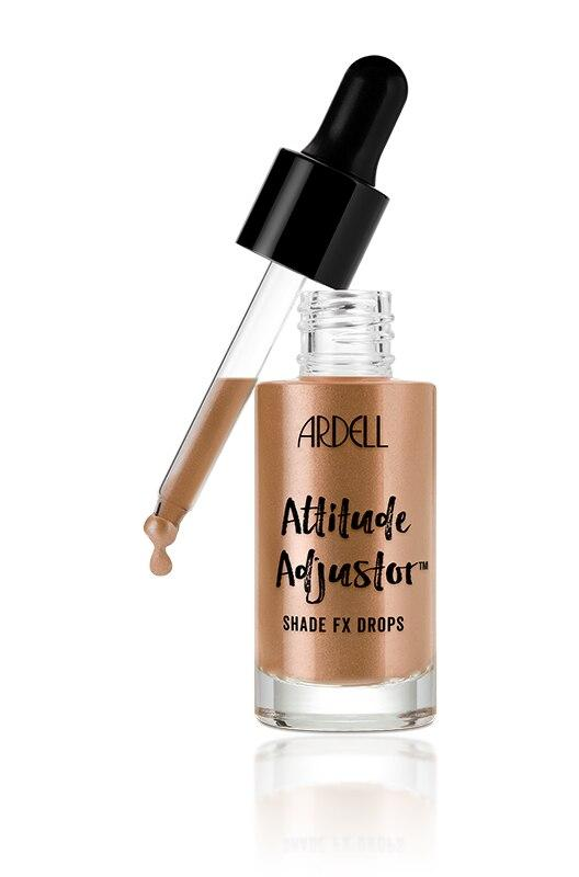 Ardell Beauty ATTITUDE ADJUSTOR SHADE FX DROPS - GLOW MATE - Professional Salon Brands