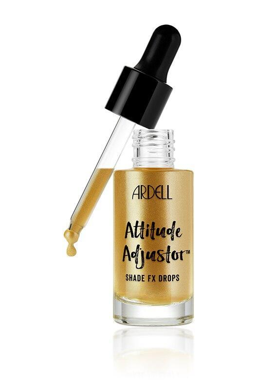 Ardell Beauty ATTITUDE ADJUSTOR SHADE FX DROPS - PERFECTLY LIT - Professional Salon Brands