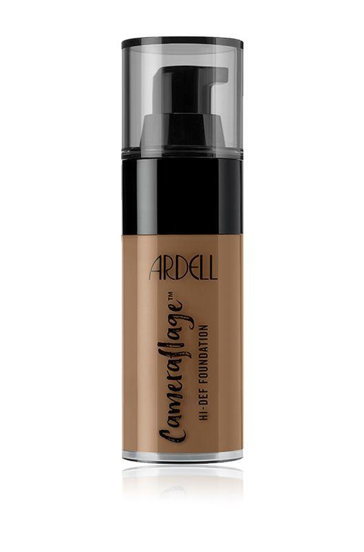 Ardell Beauty CAMERAFLAGE HIGH-DEF FOUNDATION DARK 12.0 - Professional Salon Brands