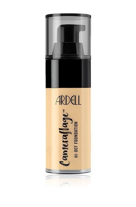 Ardell Beauty CAMERAFLAGE HIGH-DEF FOUNDATION LIGHT 2.0 - Professional Salon Brands