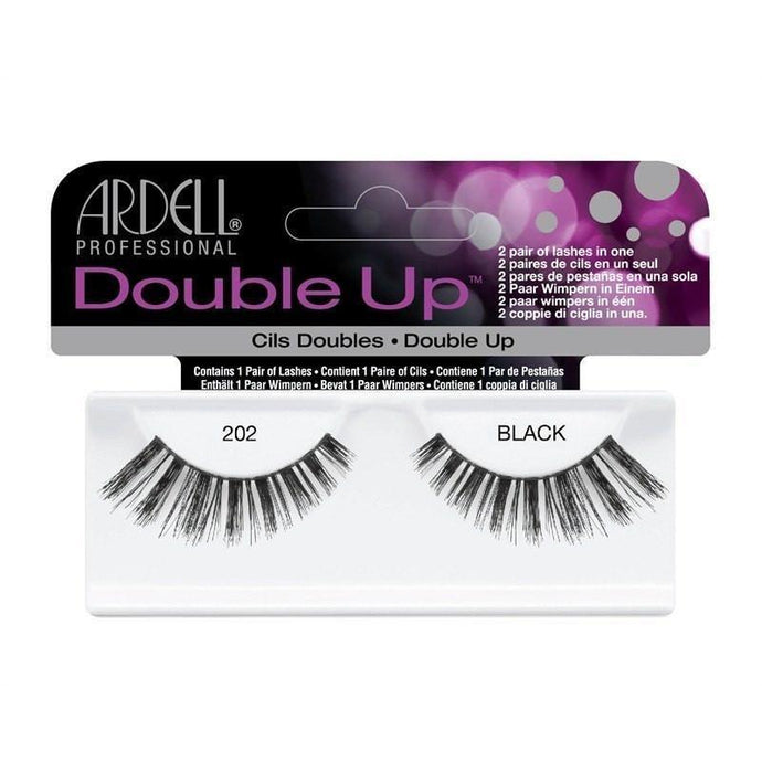 Ardell Lashes 202 Double Up Lashes - Professional Salon Brands