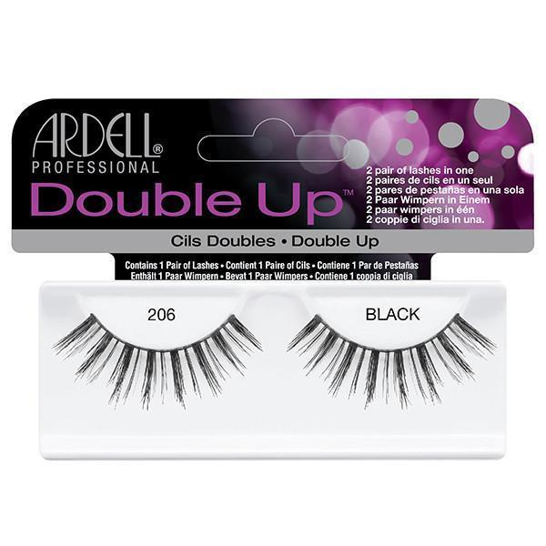 Ardell Lashes 206 Double Up Lashes - Professional Salon Brands