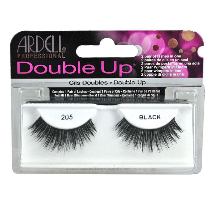 Ardell Lashes 205 Double Up Lashes - Professional Salon Brands