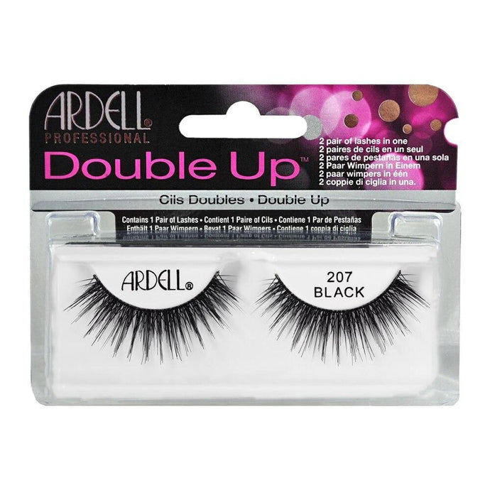 Ardell Lashes 207 Double Up Lashes - Professional Salon Brands