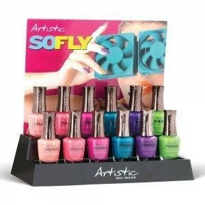 Artistic 12 piece So Fly Salon Display - Professional Salon Brands