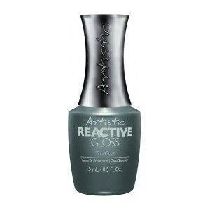 Artistic Lacquer Reactive Gloss Top Coat - Professional Salon Brands