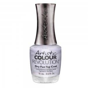 Artistic Nail Lacquer - Dry Fast Top Coat 15ml - Professional Salon Brands