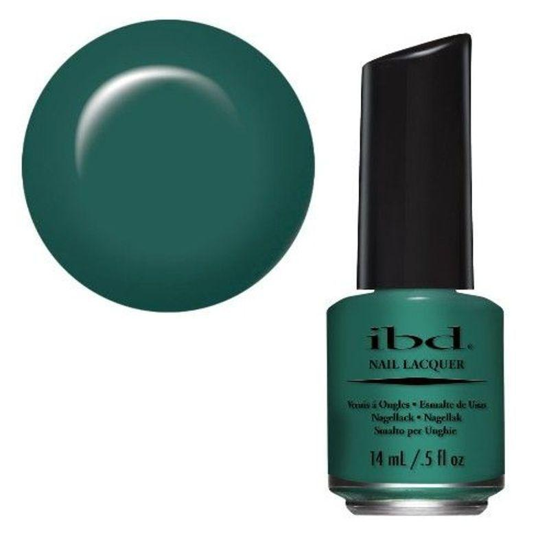 ibd Original Lacquer - Green Monster - Professional Salon Brands