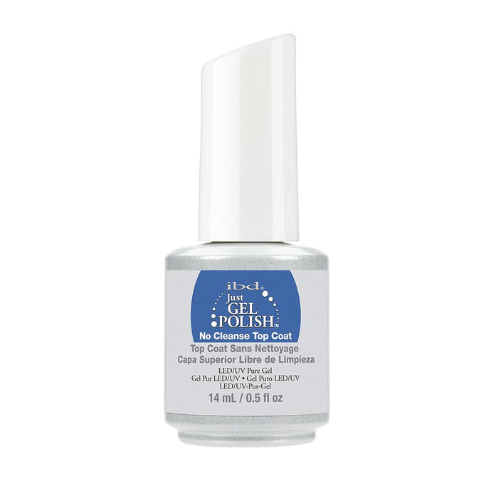 Just Gel No Cleanse Top Coat 14ml - Professional Salon Brands