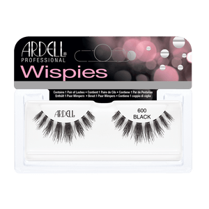 Ardell Lashes Wispies Cluster 600 - Black - Professional Salon Brands