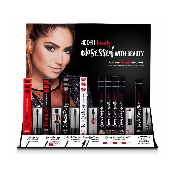 Ardell Beauty Counter Display 26Pc - Professional Salon Brands