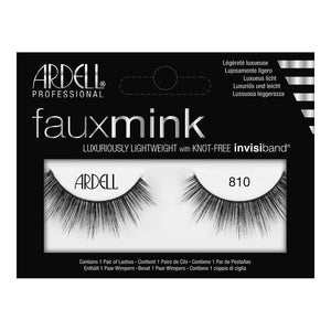 Ardell Lashes Faux Mink 810 - Professional Salon Brands