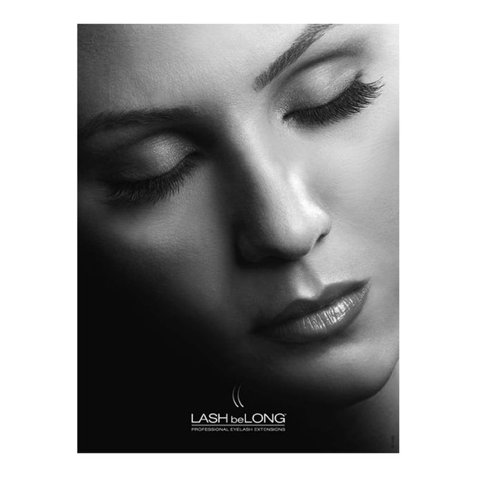 LASH beLONG Poster - Professional Salon Brands