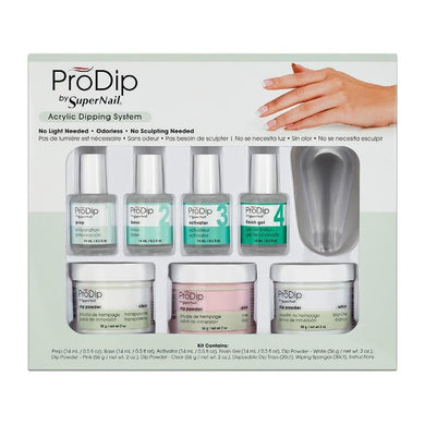 ProDip Acrylic Dipping System Kit - Professional Salon Brands