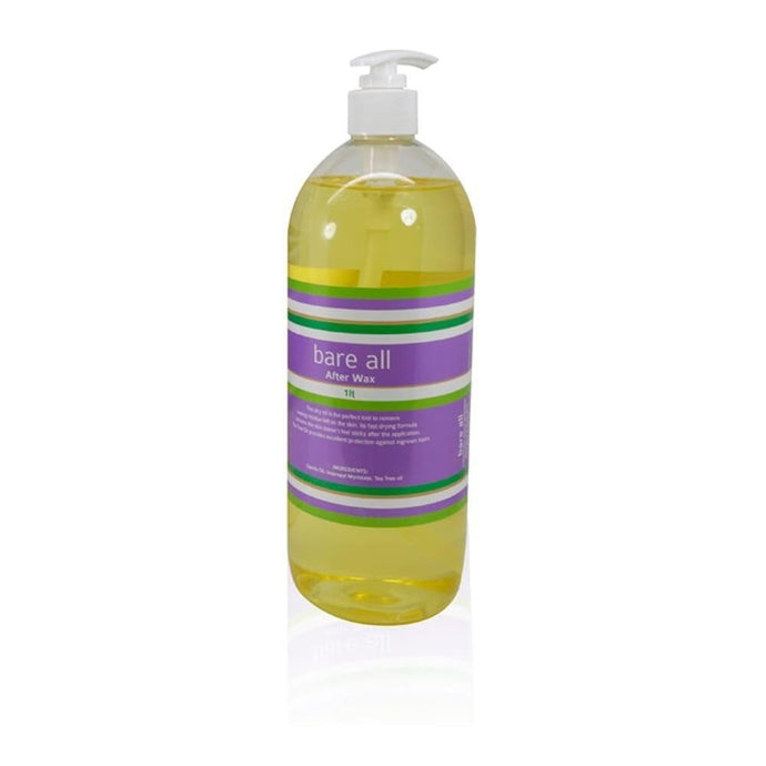 Bare All After Wax Oil 1L - Professional Salon Brands