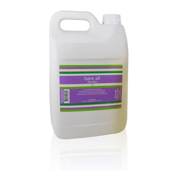Bare All After Wax Oil 5L - Professional Salon Brands