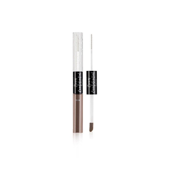 Ardell Beauty Brow Confidential Duo - Taupe+ FREE Matching Stroke A Brow - Professional Salon Brands