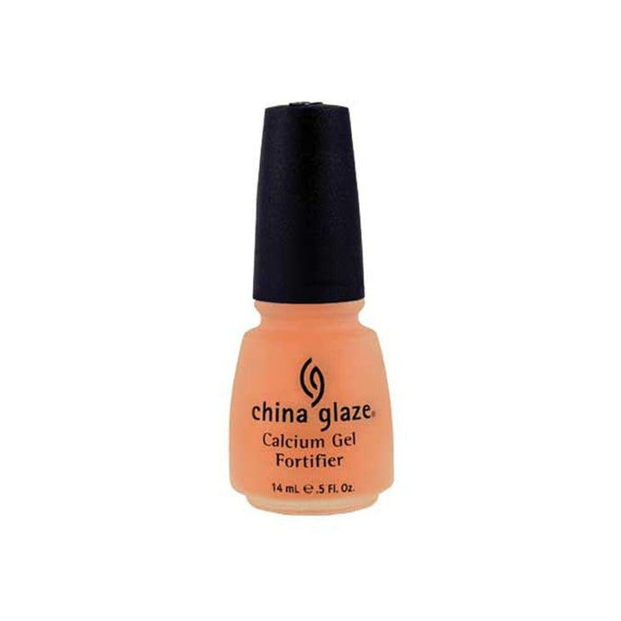 China Glaze Calcium Gel Fortifier - Professional Salon Brands
