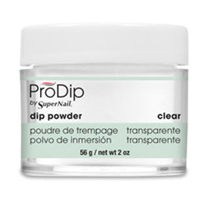 ProDip Acrylic Powder 56g - Clear - Professional Salon Brands