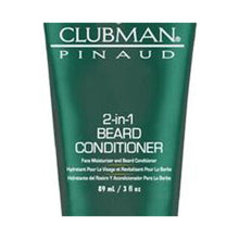 Load image into Gallery viewer, Clubman Pinaud 2-in-1 Beard Conditioner 89ml - Professional Salon Brands