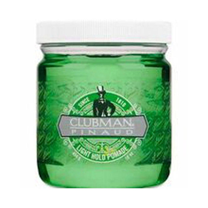 Clubman Pinaud Light Hold Pomade 453g - Professional Salon Brands