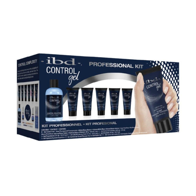 ibd Control Gel Professional Kit - Professional Salon Brands
