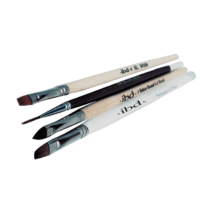ibd Gel Brush - Square - Professional Salon Brands