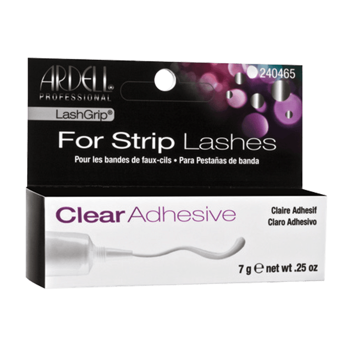 Ardell Lashgrip Strip Adhesive - Clear - Professional Salon Brands